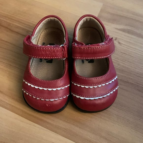 See Kai Run Shoes   Red Mary Janes Size